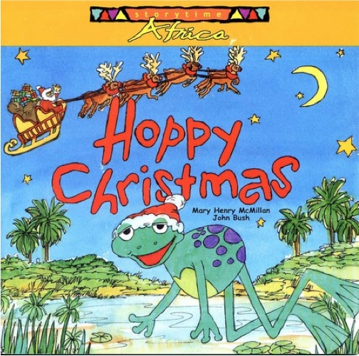It was Christmas and Santa was travelling the world, With a gift for every boy and girl. Things were fine. He was sailing along. But in Africa it all went wrong. Santa got stuck in the Okavango, In mud as mushy as an over-ripe mango.