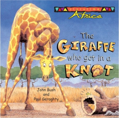 The giraffe who got in a knot edit